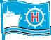 Logo symbol Hadsel Havn